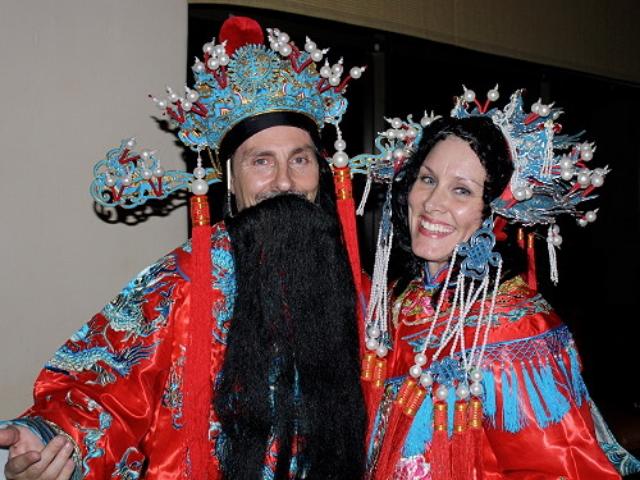 Kirk & Sheryl Pinney