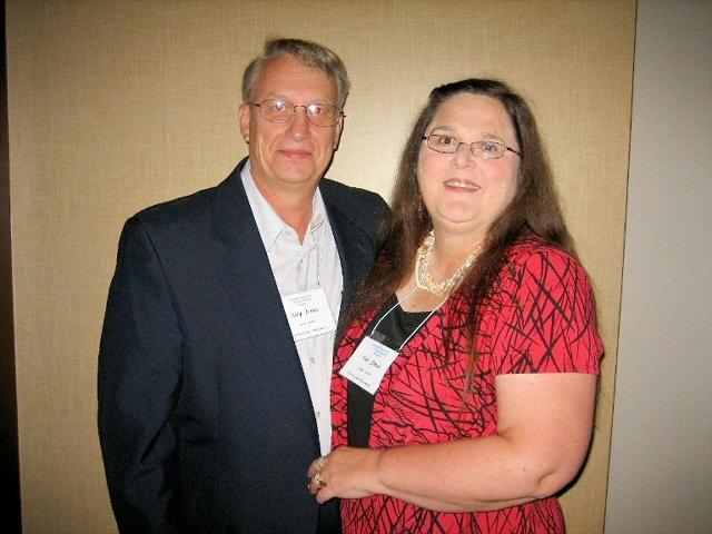 Ray & Sue Jones