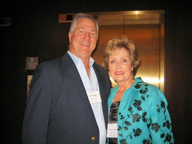 Ted & Diane Leahy