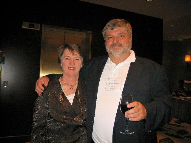 Margo & Bob Wikman