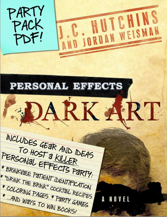 Personal Effects Party Kit