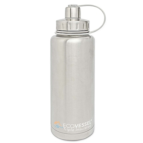 32oz stainless steel bottle at  Bed Bath & Beyond,  $32