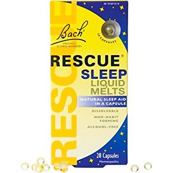 Bach Sleep Rescue Melts, Walgreens, $11