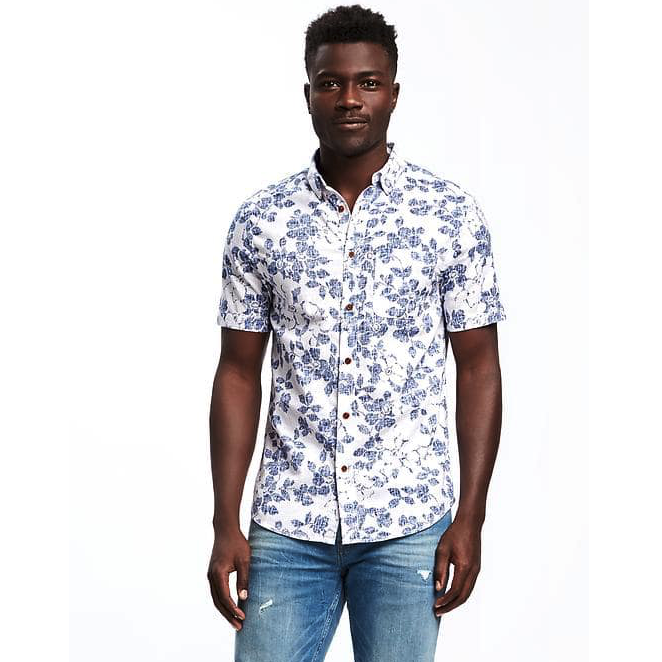 Printed Shirt at Old Navy, $25