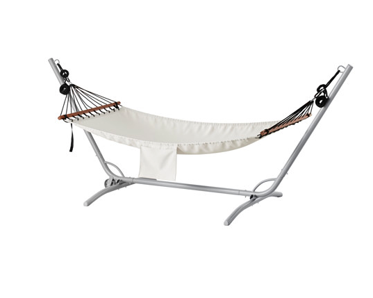 Hammock with Stand, Ikea, $110