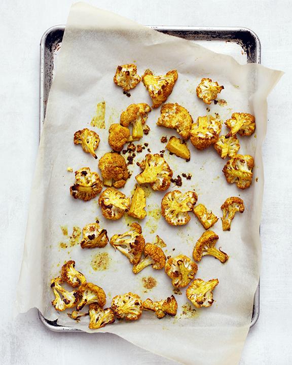 Golden Cauliflower