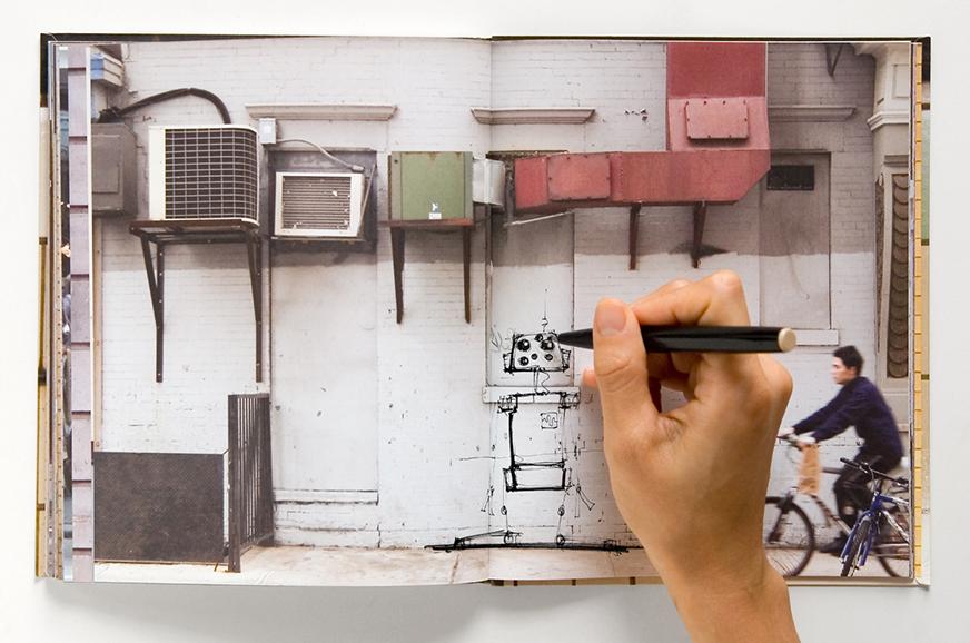 Wall Notebook