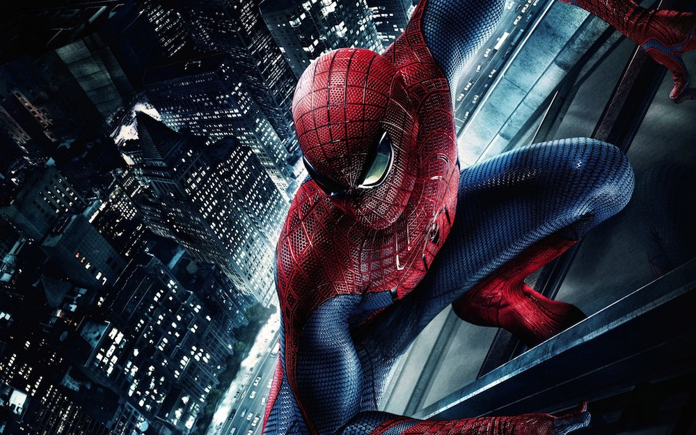 Power and responsibility play a major role in the origin of Spider-Man.