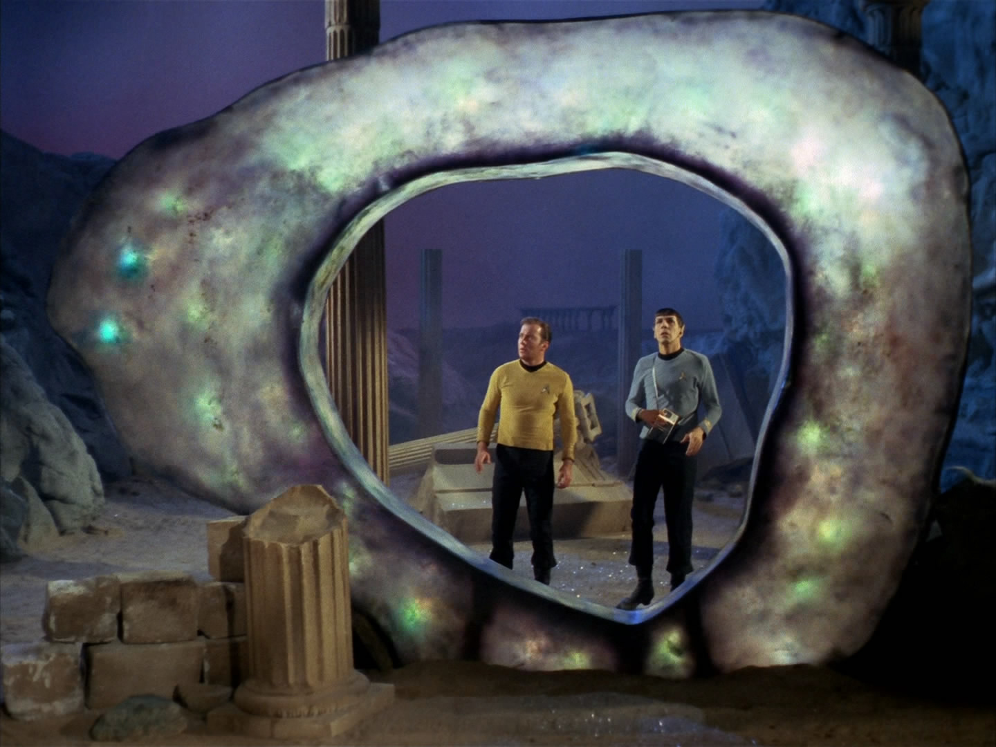 "TOS's ""The City on the Edge of Forever"""