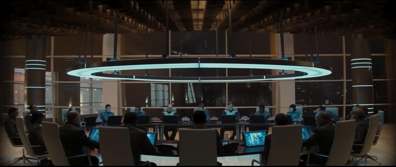 Starfleet Command will debate breaking its guiding rule #1.