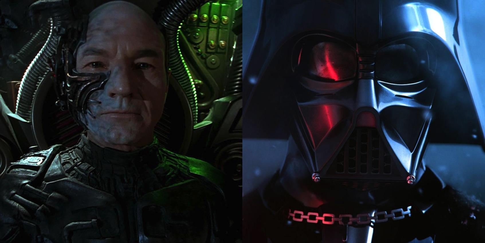 Borg versus Sith