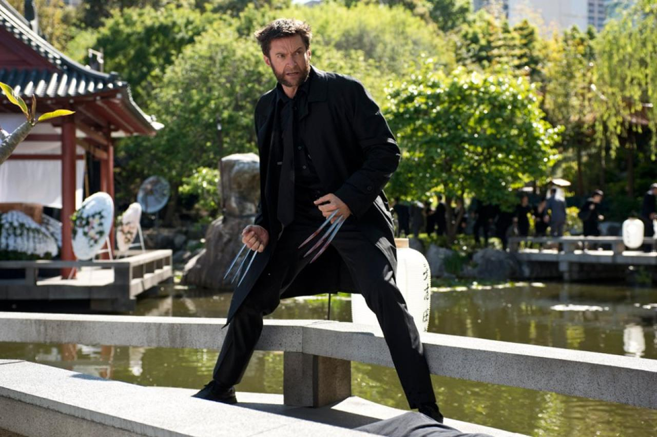 Logan travels to Japan in  The Wolverine.