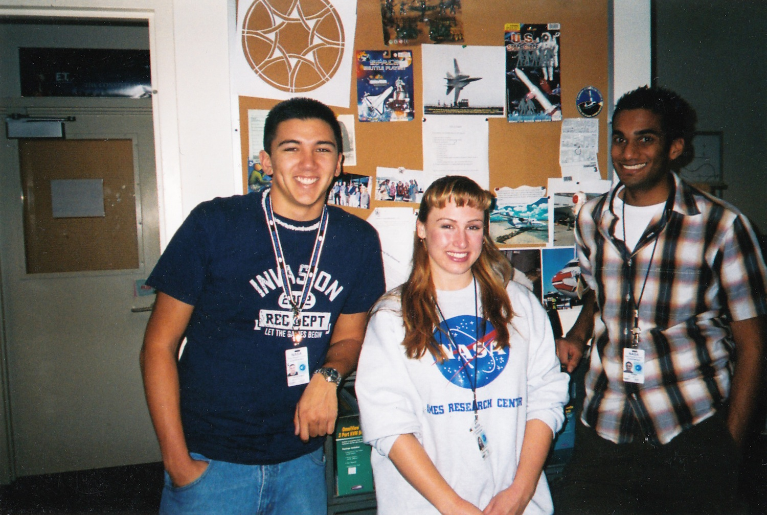 NASA Ames Cognition Lab Interns, 2002-2003