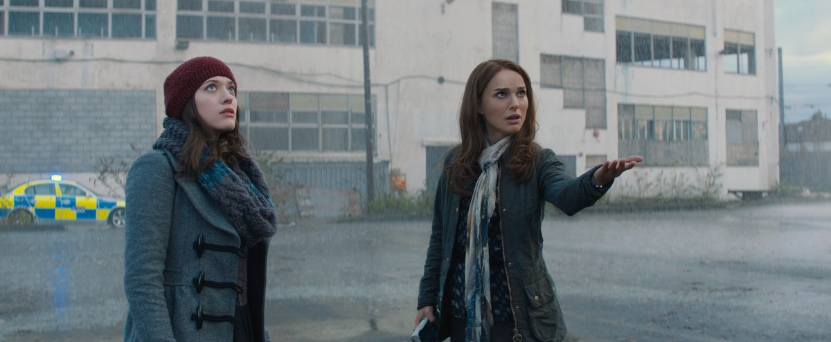It's great to see more female characters in superhero films, like the scientists played by Kat Dennings and Natalie Portman.