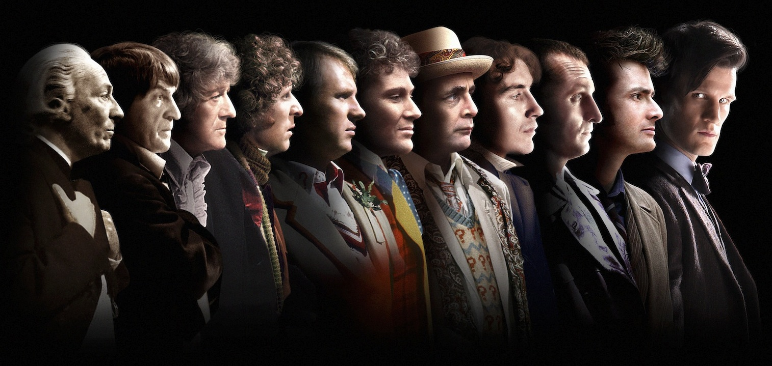 Doctor Who  celebrates its 50th anniversary this Saturday, November 23rd.