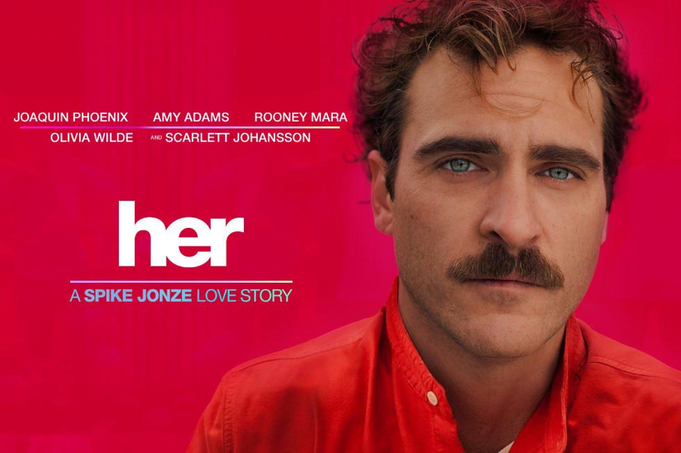 Spike Jonze's Her Is a Piercing Commentary on Our Immediate