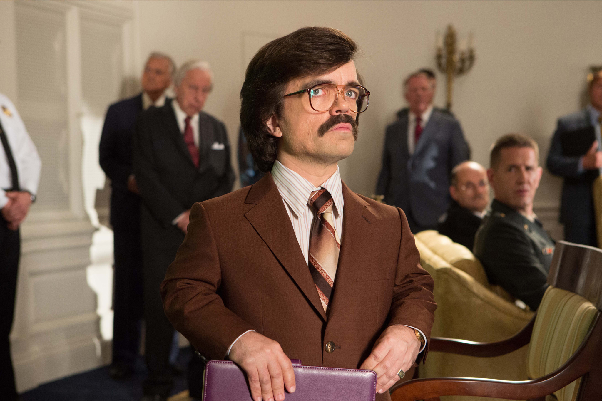 Dr. Bolivar Trask has no empathy for mutants.