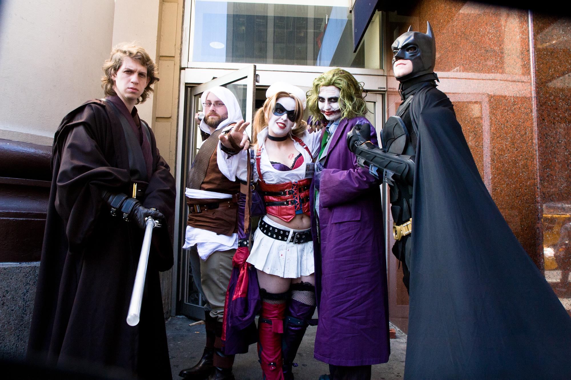 Big Apple Comic Con 2010