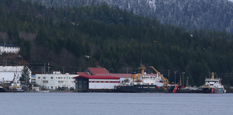 U.S. Coast Guard Station Ketchikan