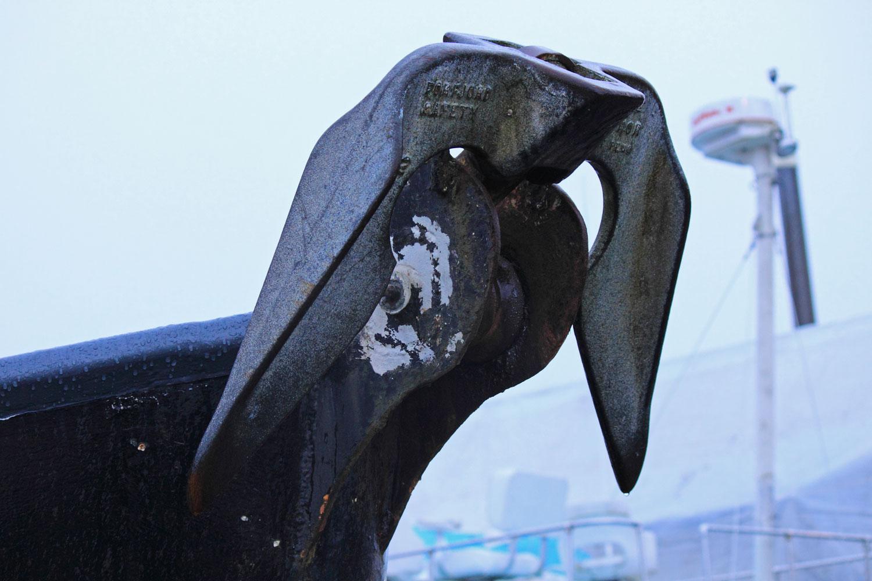 Forfjord anchor Petersburg Alaska