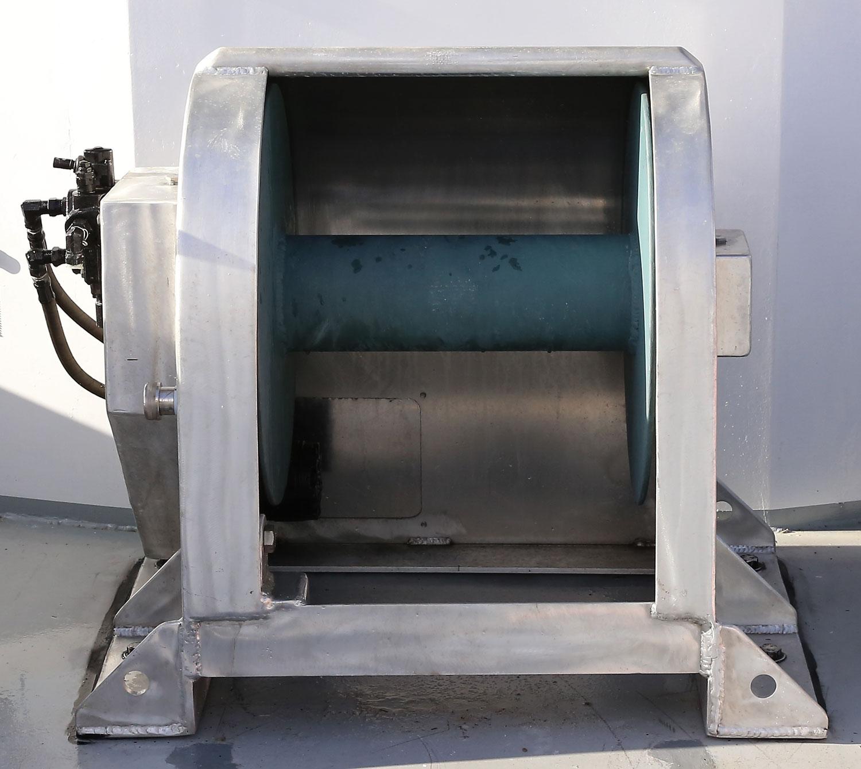 Anchor winch boat Union Machine Shop Ketchikan