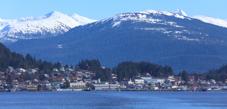 Leaving Wrangell