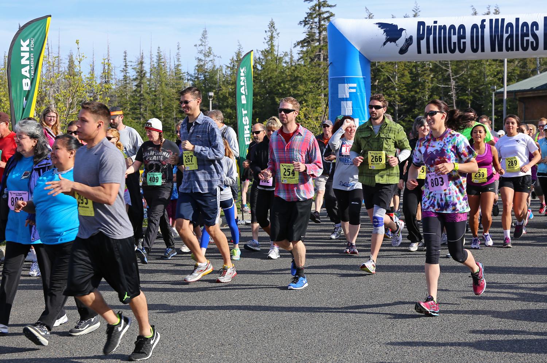 Prince of Wales Island POW marathon 2014