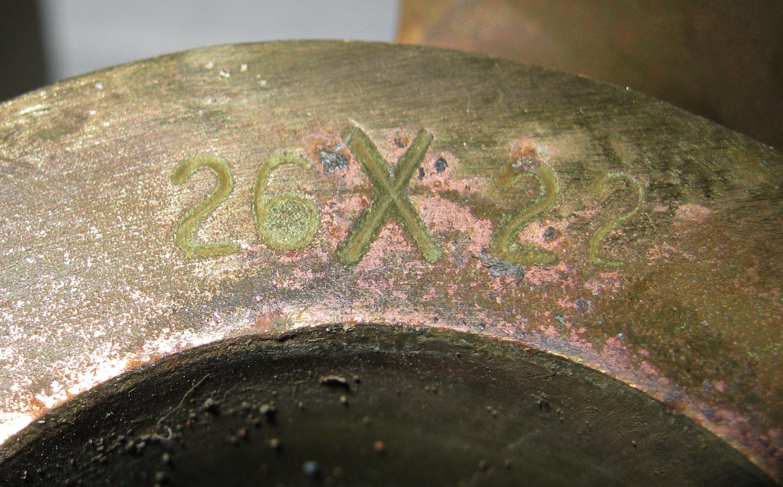 Propeller markings