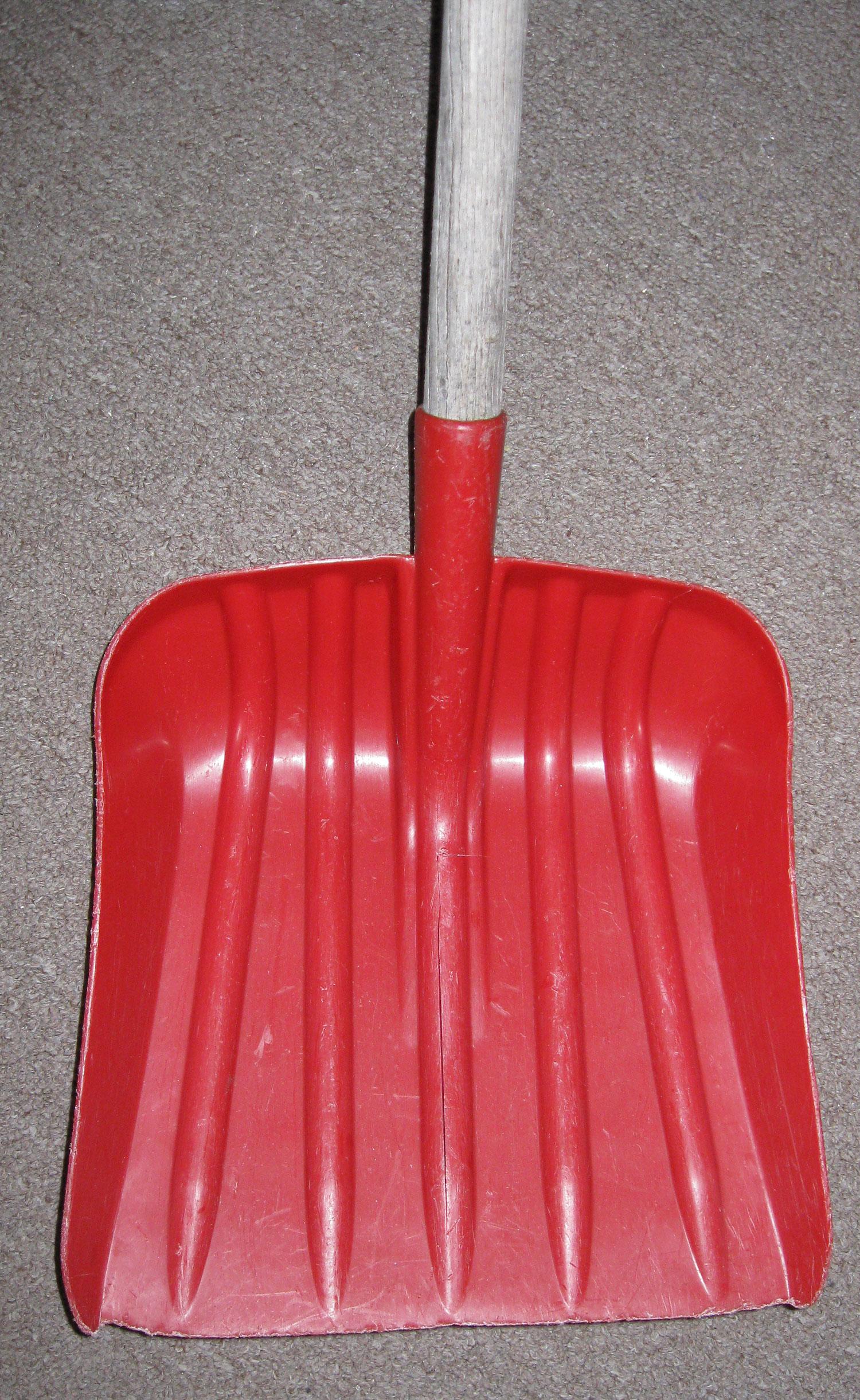Good old shovel