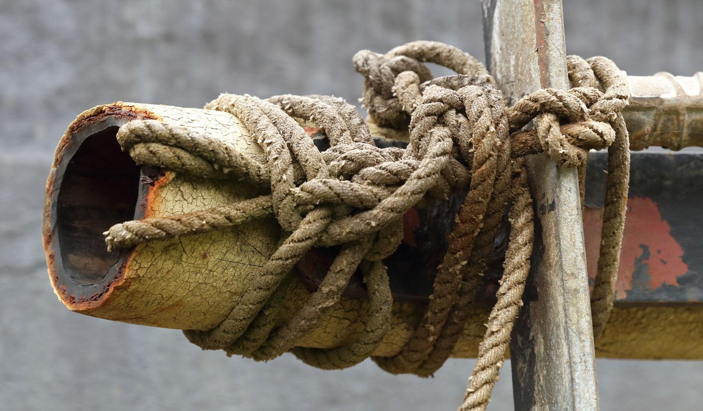 knots on boom boat trailer fender