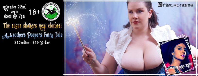 Fairy clickthrough