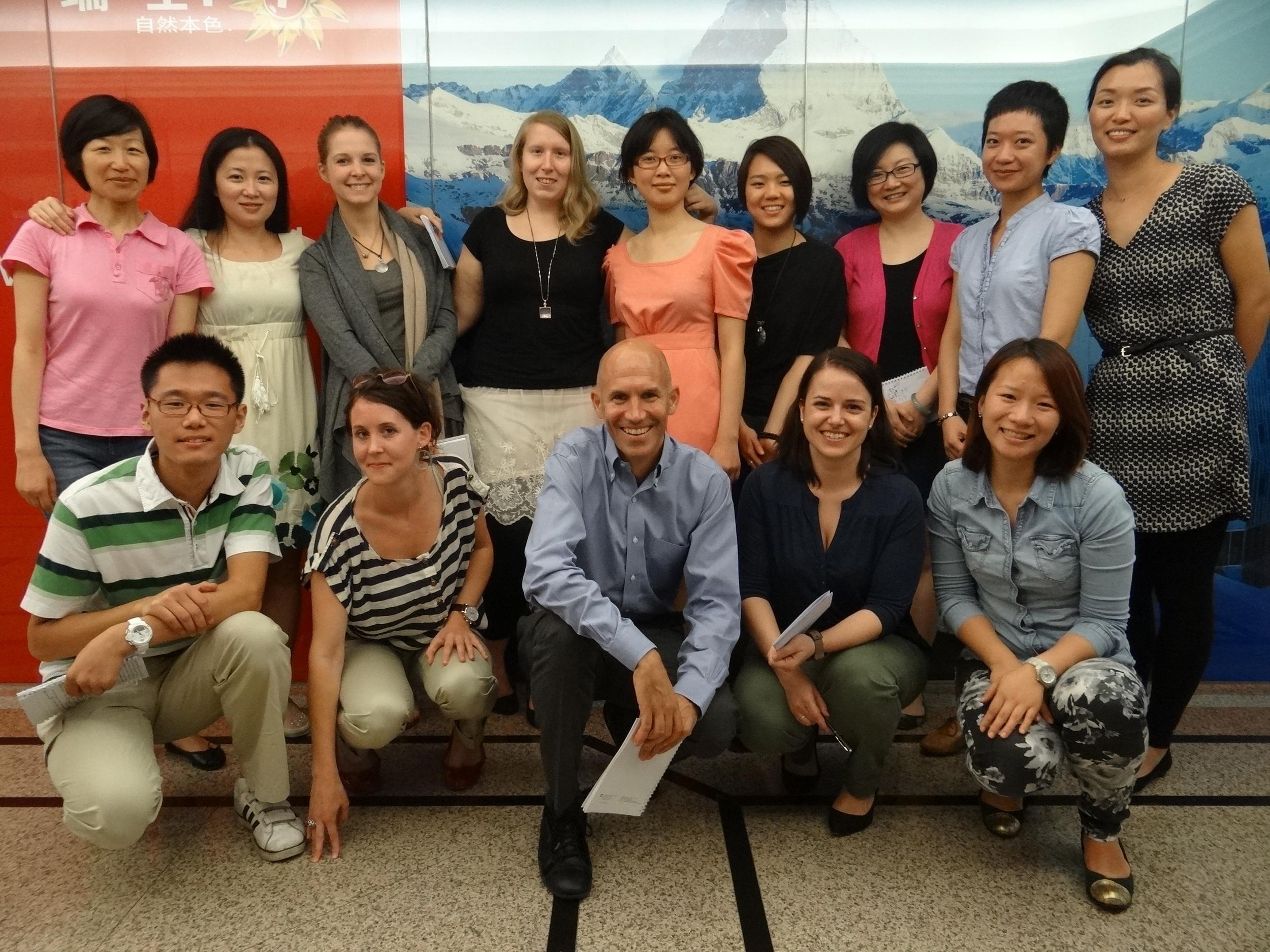 swissnex China team