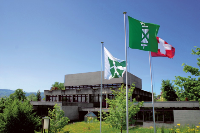The University of St. Gallen is the top ranked Swiss Business School. (Source: University of St. Gallen)