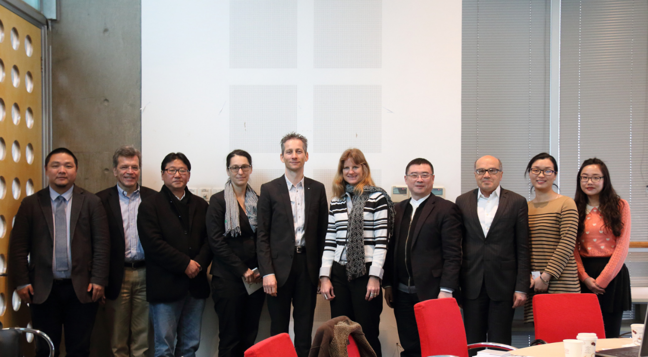 Lucerne University Of Applied Sciences And Arts Delegation Visits To Chinese Universities 6 7 March Swissnex China News