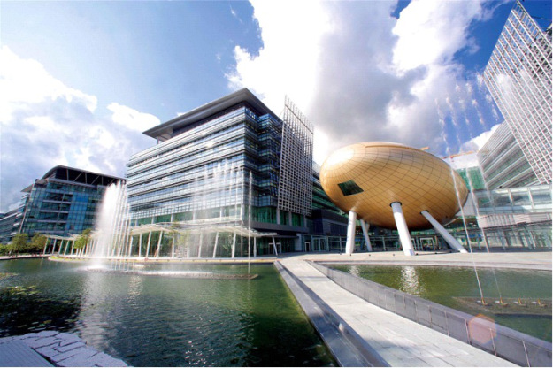 Hong Kong Science & Technology Park
