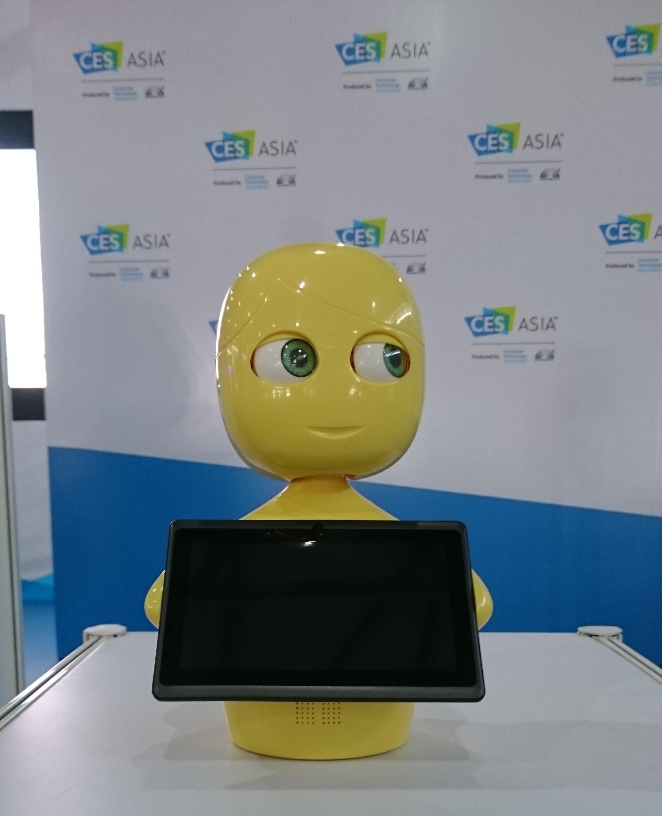 Healthcare robot – Mabu from Catalia Health