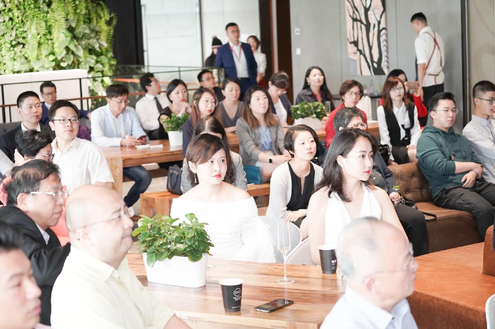 The event attracted many Swiss alumni, institutions and companies in the vocational education industry.