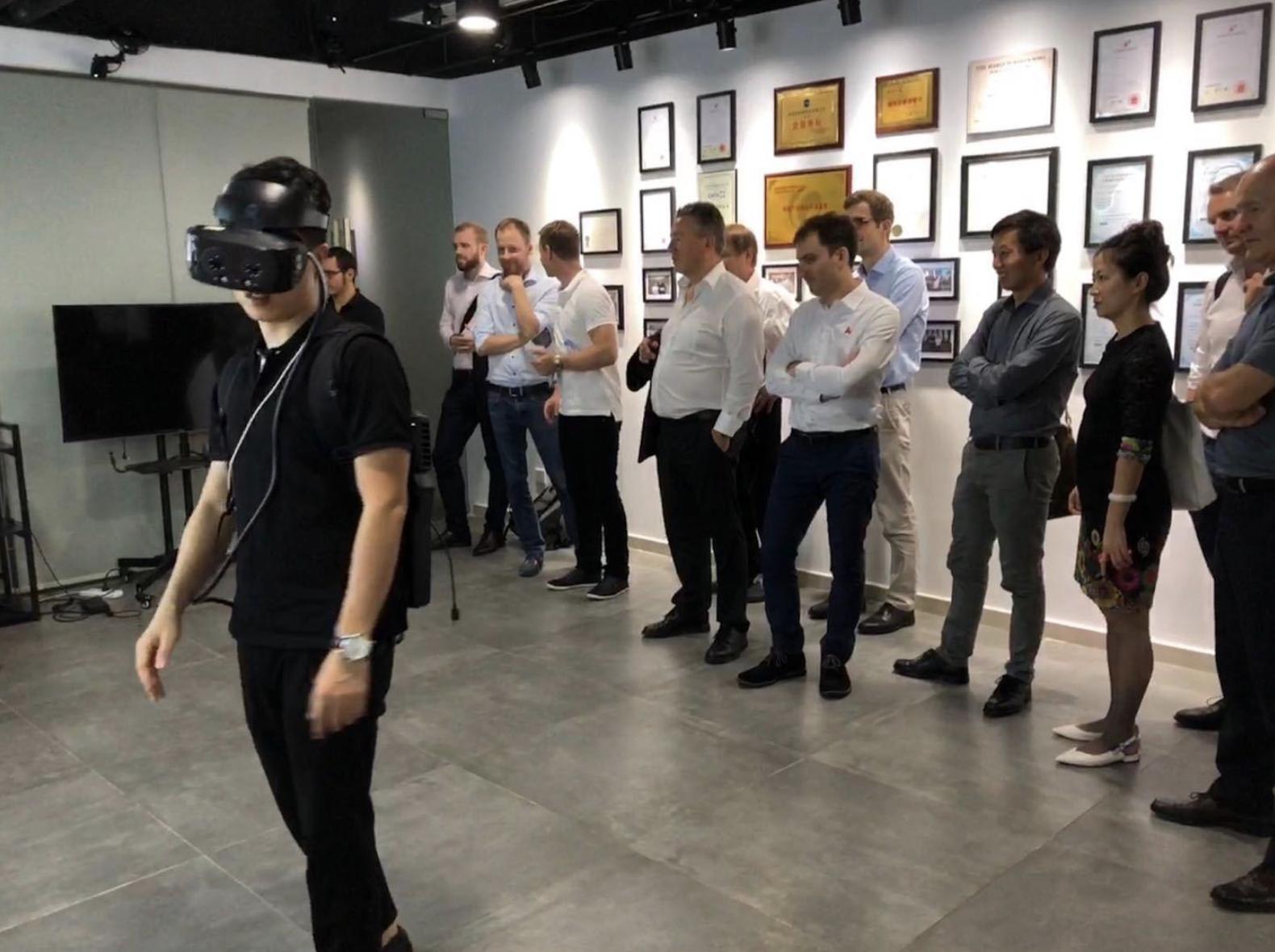 VisionerTech Company Visit in Shenzhen