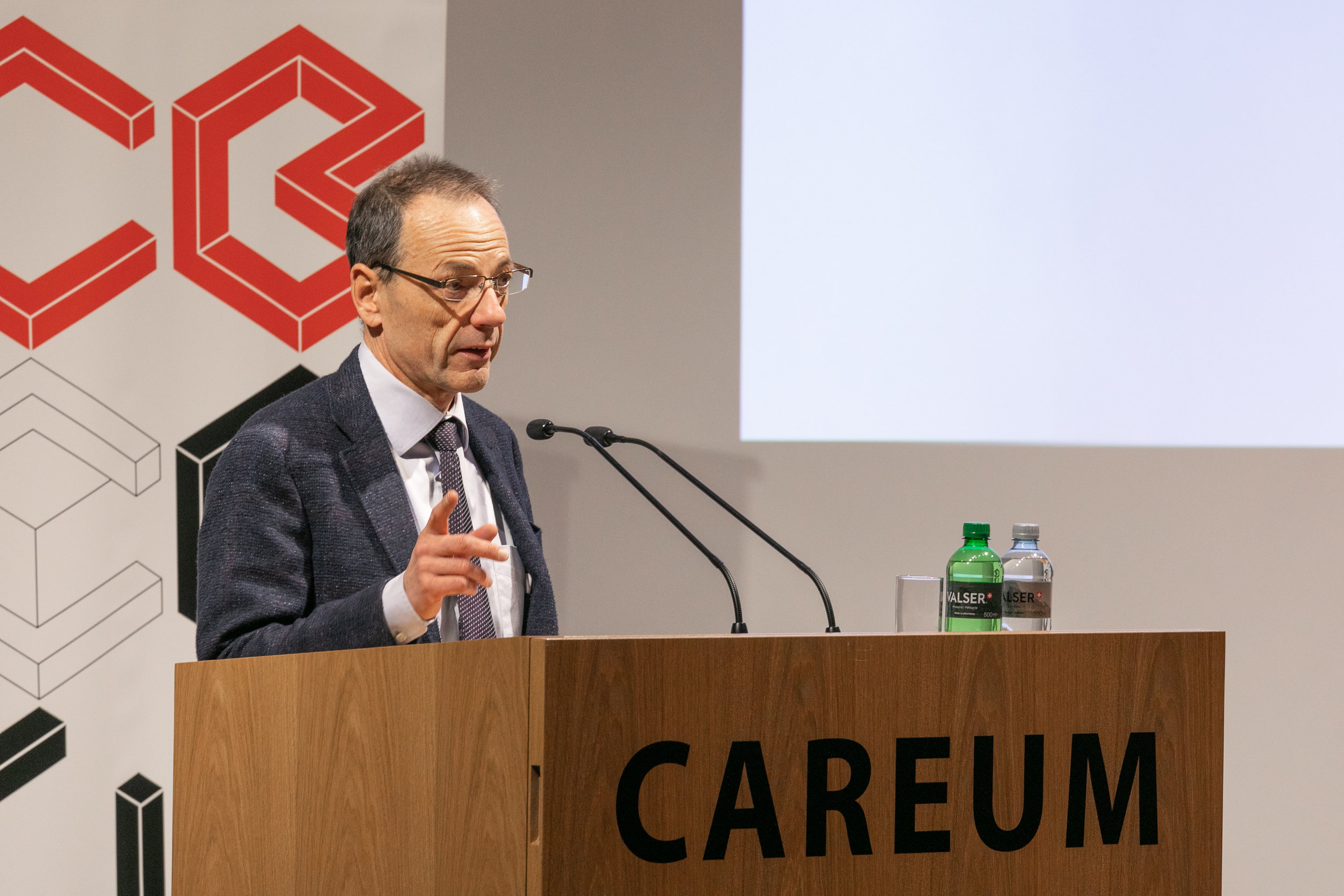 Prof. Dr. Lino Guzzella,  President, ETH Zurich