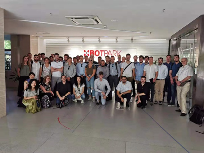 MSE China Module visited Xbot Park