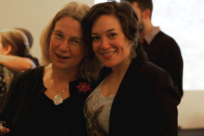 Lynne & Aileen