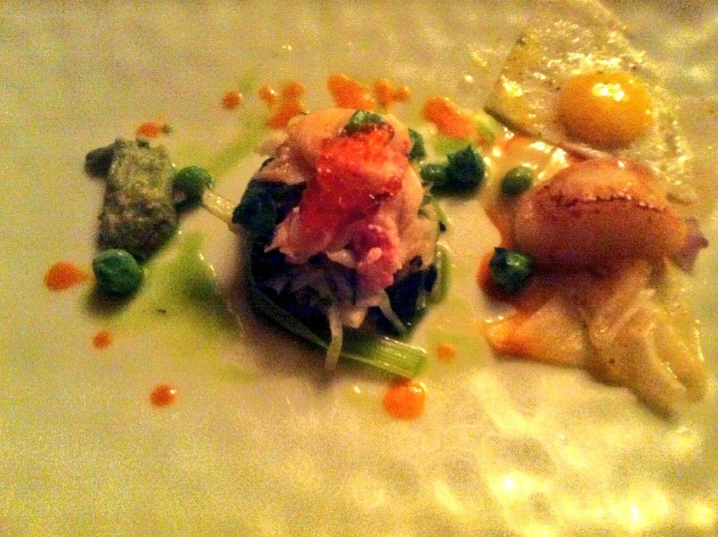 Wild Maine Lobster & Day Boat Scallop