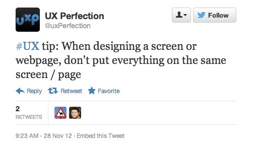 Excellent point,  @uxPerfection !