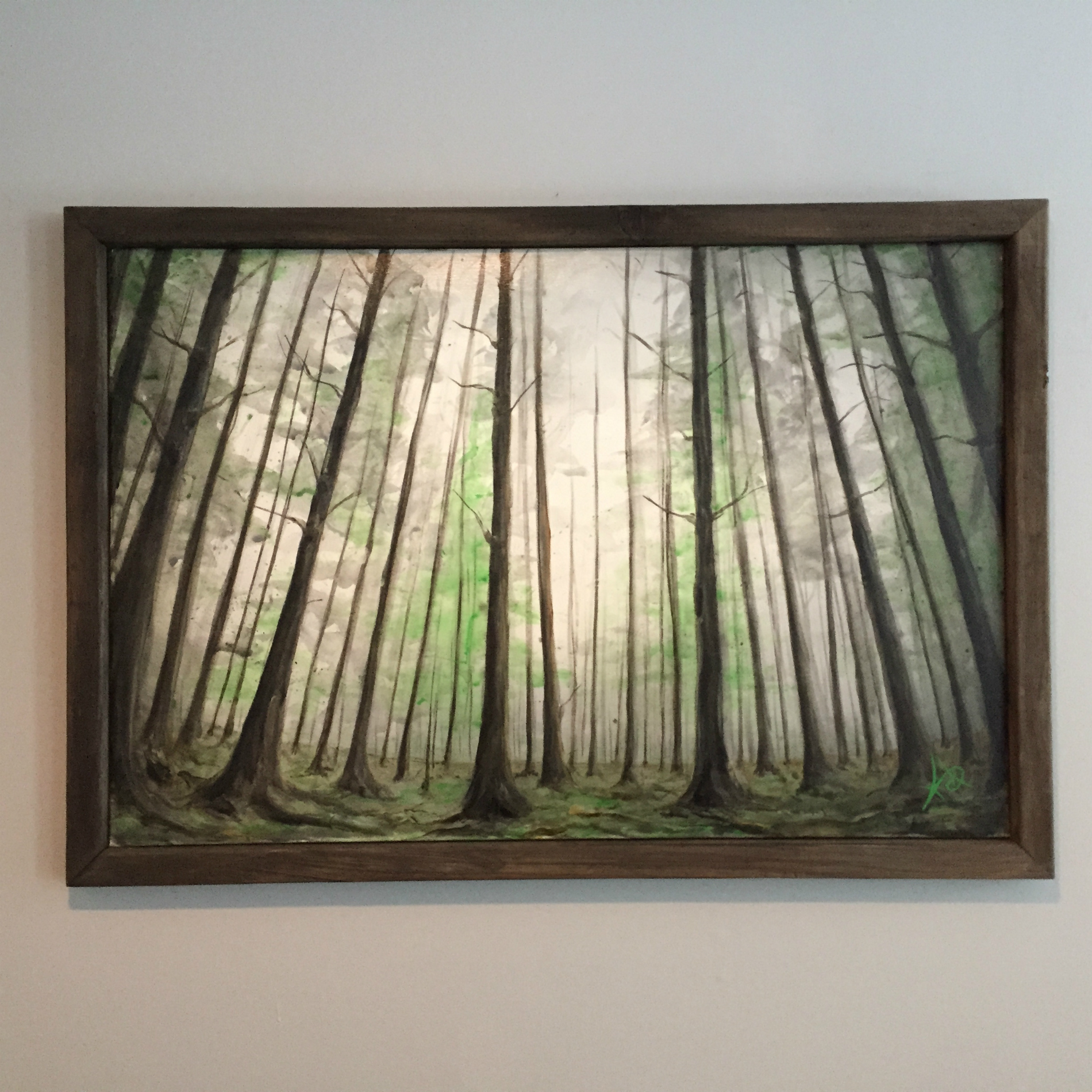 Silent in the Trees_39x27_$1500.JPG