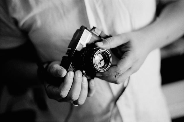Leica mp, © Daniel Belenguer.