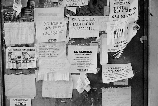 Locutorio en Valencia. © Daniel Belenguer