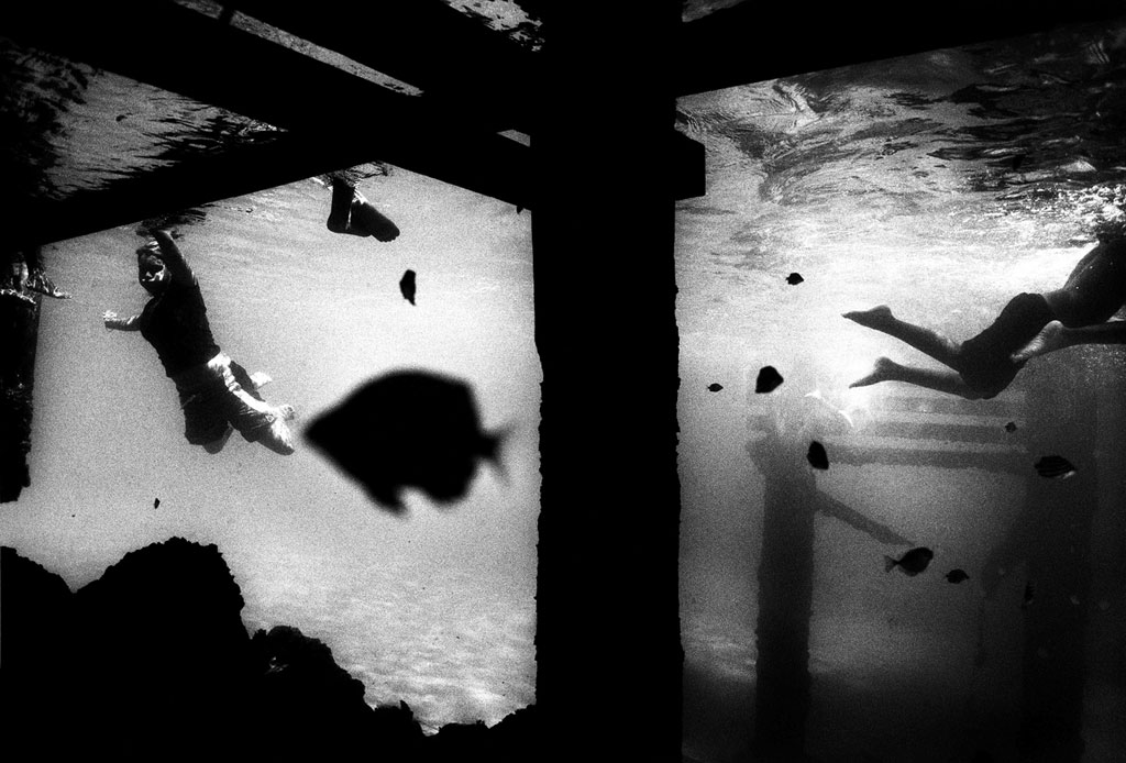 © Trent Parke, de la serie The Seventh Wave.