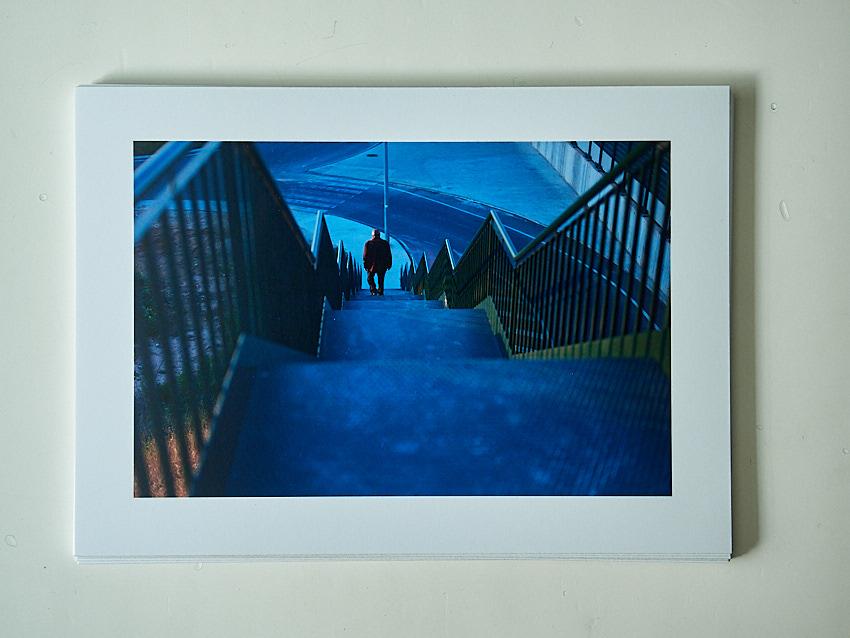© Daniel Belenguer. Las escaleras donde suelo entrenar.