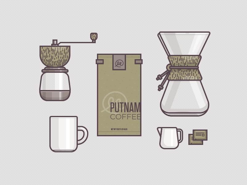 Illustration Study by Ryan Putnam