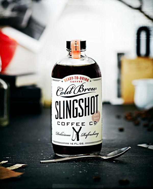 Slingshot Coffee by Vanessa Rees
